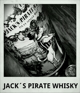 jacks pirate whisky